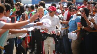 """Massa, è addio con Venturi: """"E' stato un onore"""""""