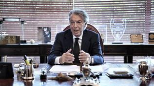 """Moratti: """"L'Inter può prendere Messi. Juve? Un conto è uscire col Psg ma col Lione..."""""""