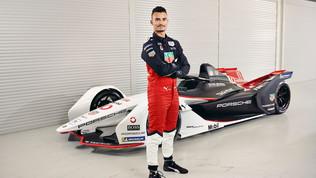 Wehrlein ricomincia da Porsche: è ufficiale