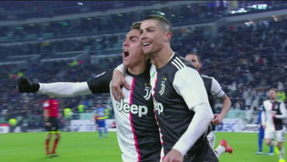 Dybala-Ronaldo, la Juve riflette
