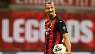 Milan, 'allarme'Ibra: Raiola chiede 15 milioni lordi a stagione