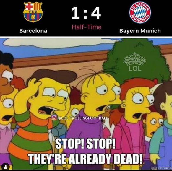 Fermi! Fermi! Sono già morti!