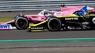 "Caso Racing Point, Renault: ""Via tutti i punti"""