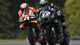 MotoGP, Vinales in pole a Spielberg