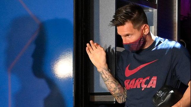 Messi, un silenzio che fa molto rumore: nel 2021 potrebbelasciare il Barça