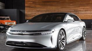 Arriva Air, l'anti Tesla: 800km di autonomia!