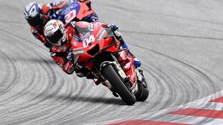 """Dovi: """"Addio alla Ducati? Era la cosa giusta, ma non è un ritiro"""""""