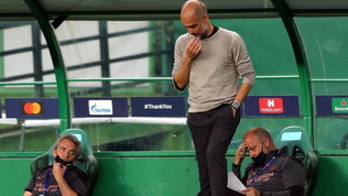 """Guardiola deluso: """"In queste partite non puoi fare certi errori, ci riproveremo"""""""