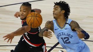 Portland vince il play-in contro Memphis: ora sarà sfida ai Lakers