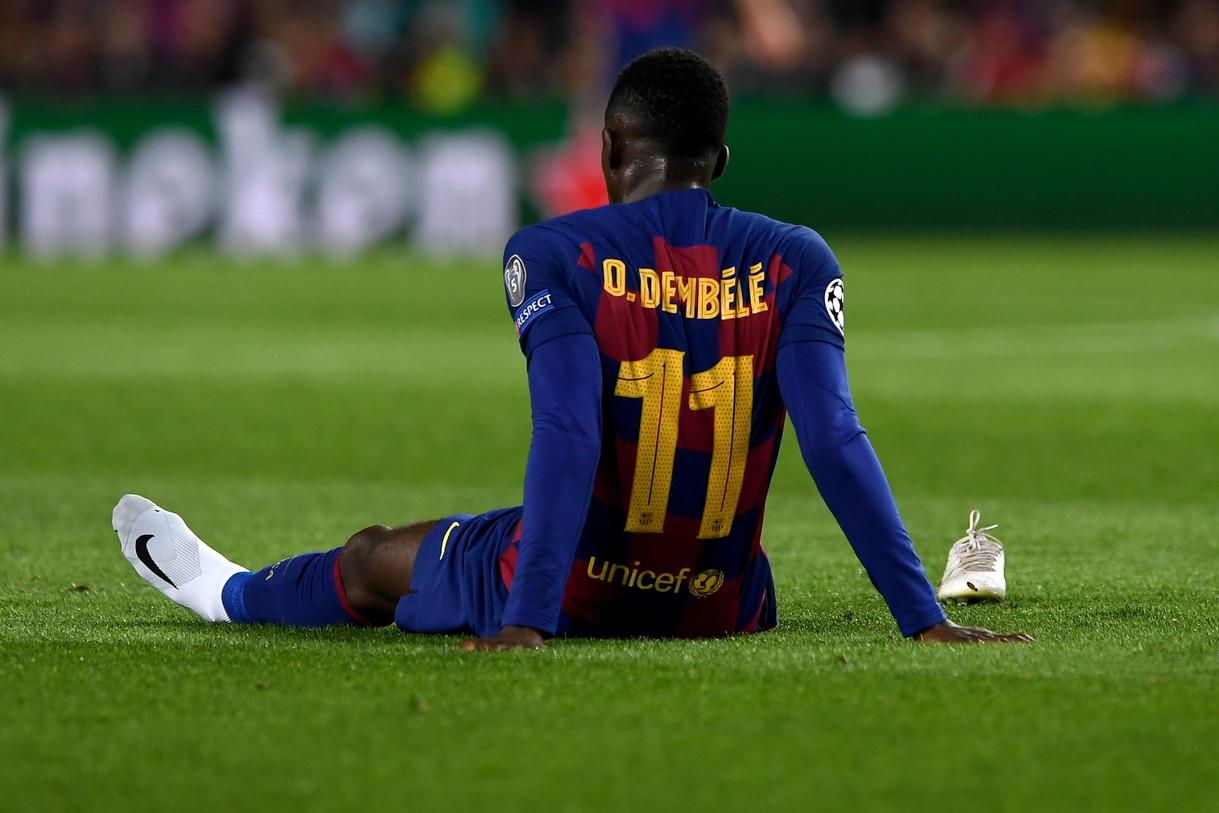 Ousmane Dembélé: sta recuperando da un infortunio ma sarà ceduto sia per lo scarso rendimento che per motivi comportamentali