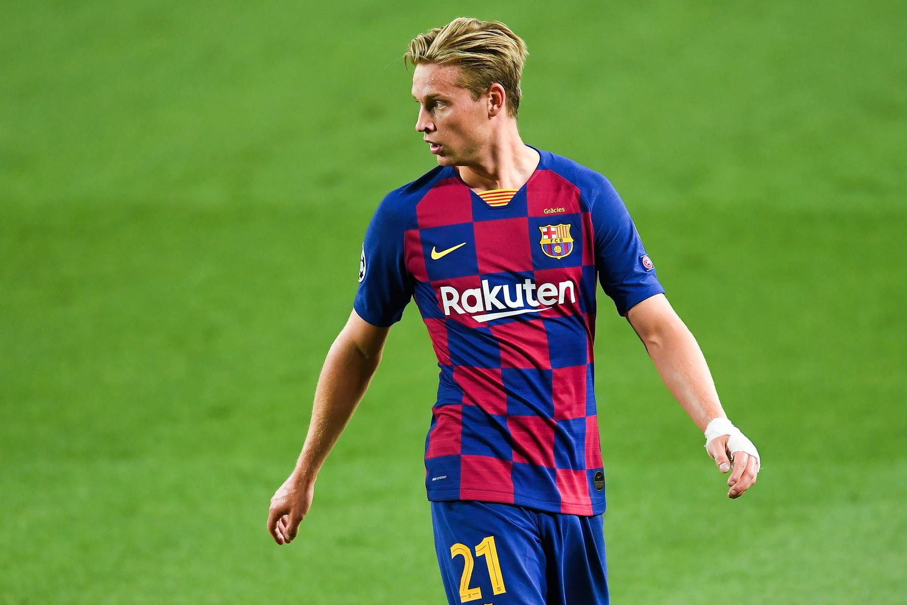 Frenkie De Jong: uno dei punti fermi del nuovo Barça