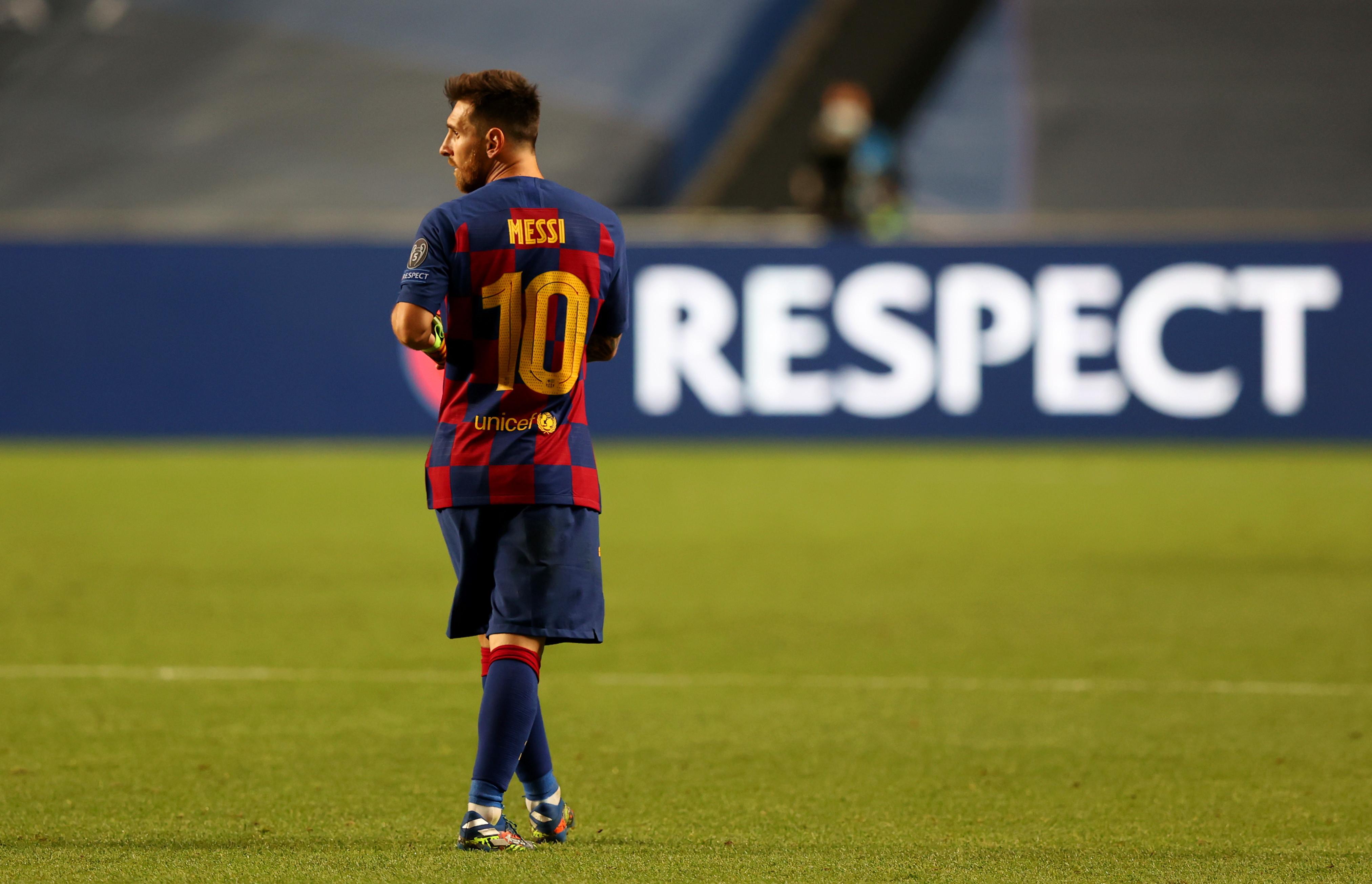 Leo Messi: ha detto di sentirsi più fuori che dentro al nuovo progetto