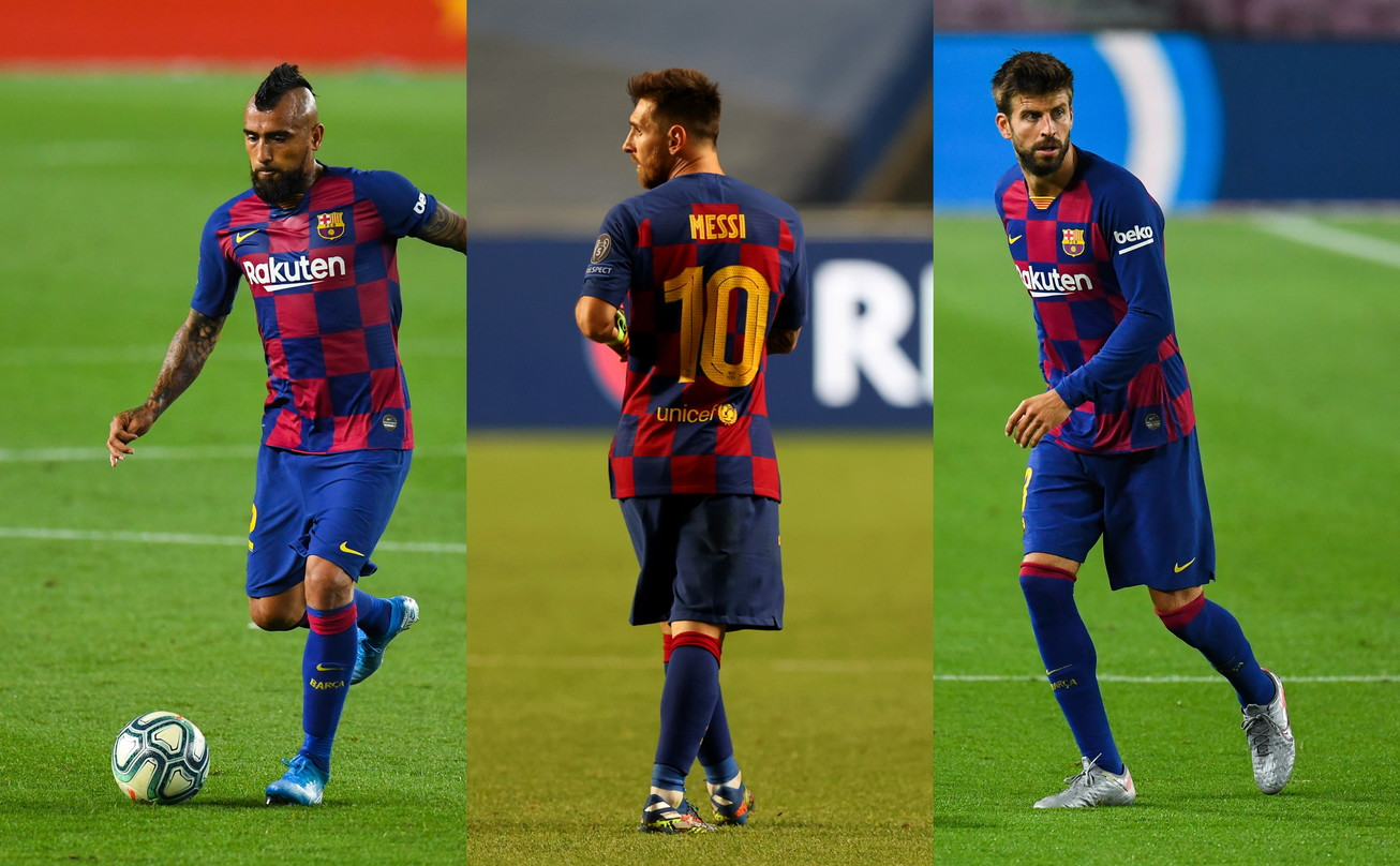 <p>La grande rivoluzione del Barça di Koeman</p>