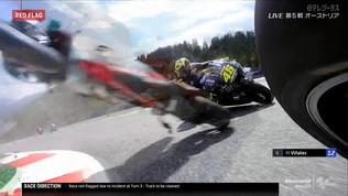 Incidente Zarco-Morbidelli, che rischio per Rossi