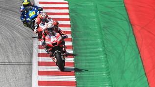 Dovi torna al successo in Austria, Rossi quinto