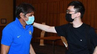 Inter, Zhang è arrivato in Germania: tra Shakhtar e nodo-Conte