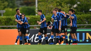 Inter per lasemifinale di Youth League: col Real instreaming