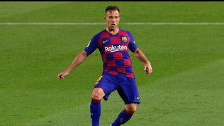 Bufera Arthur-Barcellona: ritiro con la Juventus a rischio