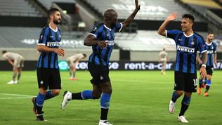 Capolavoro Inter, pokerissimoe finale! La LuLa distrugge lo Shakhtar