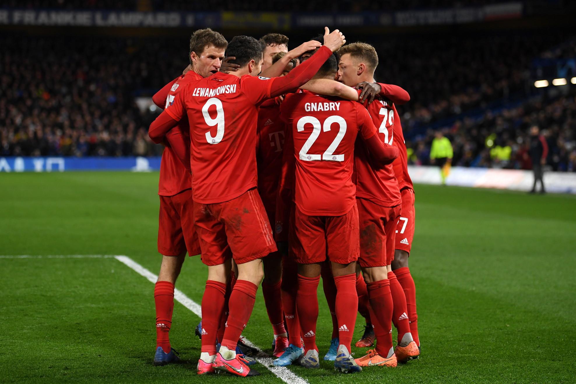 Champions League, Lione-Bayern Monaco in esclusiva in ...