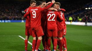 Champions League, Lione-Bayern Monaco in esclusiva in chiaro su Canale 5 e sito