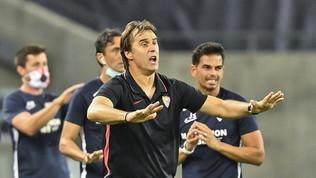 """Lopeteguiaspetta l'Inter: """"Squadra formidabile""""   Arbitra Makkelie"""