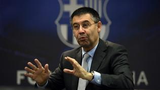 """Bartomeu: """"Messi chiuderà al Barça. Lautaro? Trattativa interrotta"""""""