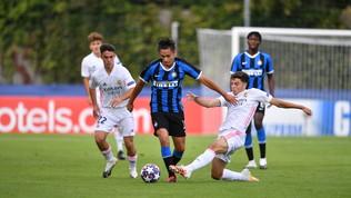 L'Inter si arrende in 10, tris Real e semifinale con il Salisburgo