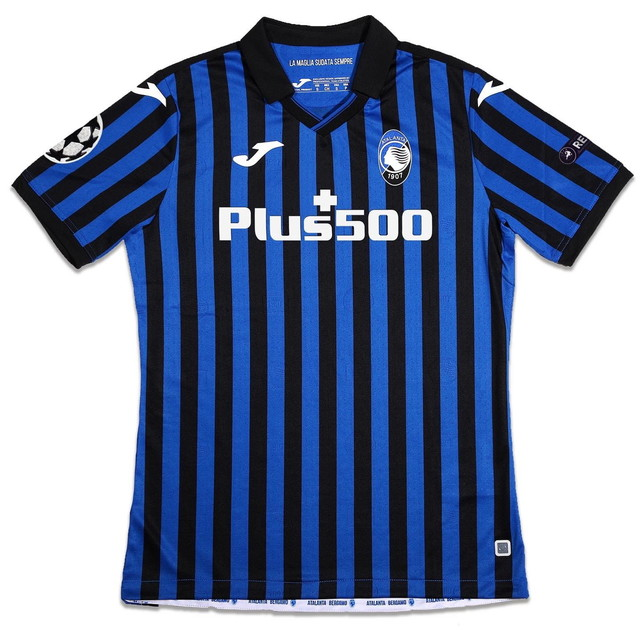 seconda maglia atalanta 2021