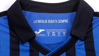 Atalanta, ecco la maglia per la Champions: dedica per Bergamo