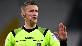 Un italiano in finale: Orsato arbitra Psg-Bayern