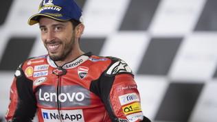 """Dovizioso a caccia del bis   Rossi: """"Difficile tornare in moto dopo l'incidente"""""""