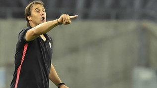 """Lopetegui: """"Inter fortissima, squadra da Champions: non ci snatureremo"""""""