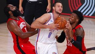 Nba: i Lakers e i Bucks riscattano i ko in gara-1. Gallinari fa 17 ma non basta