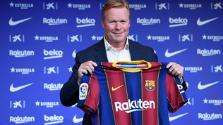 "Koeman blocca Messi: ""Leo è il Barça, deve finire qui"""