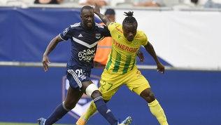 Bordeaux-Nantes inaugura la stagione: i tifosi ci sono, il gol no