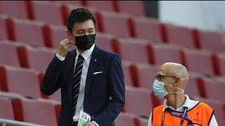 """Zhang, dedica ai dottori e sms a Conte: """"Futuro da pianificare"""""""