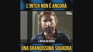 """De Carlo: """"L'Inter non è ancora una grandissima squadra"""""""