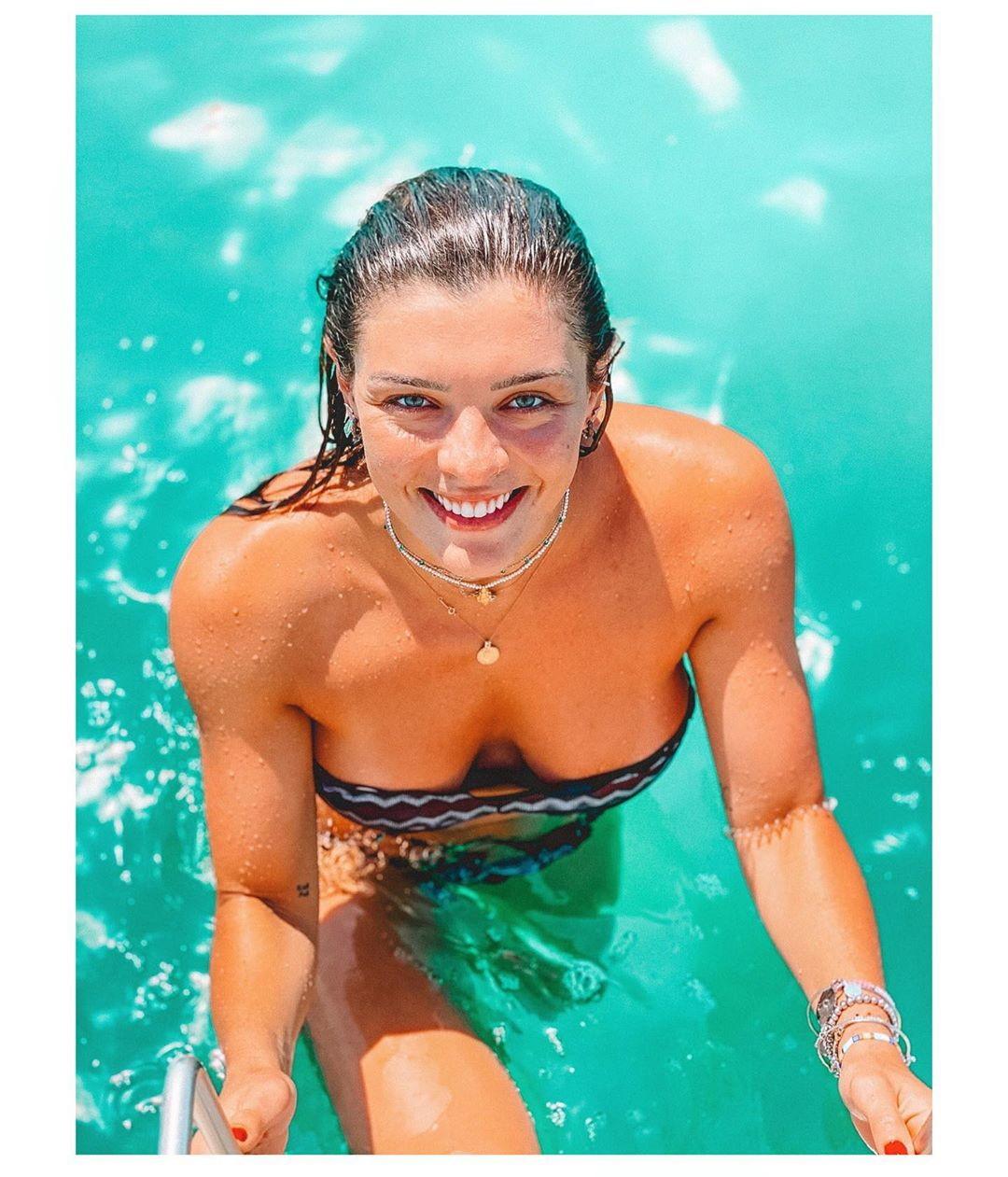 Rosamaria Montibeller. Star brasiliana e nuovo opposto della VBC èpiù Casalmaggiore.