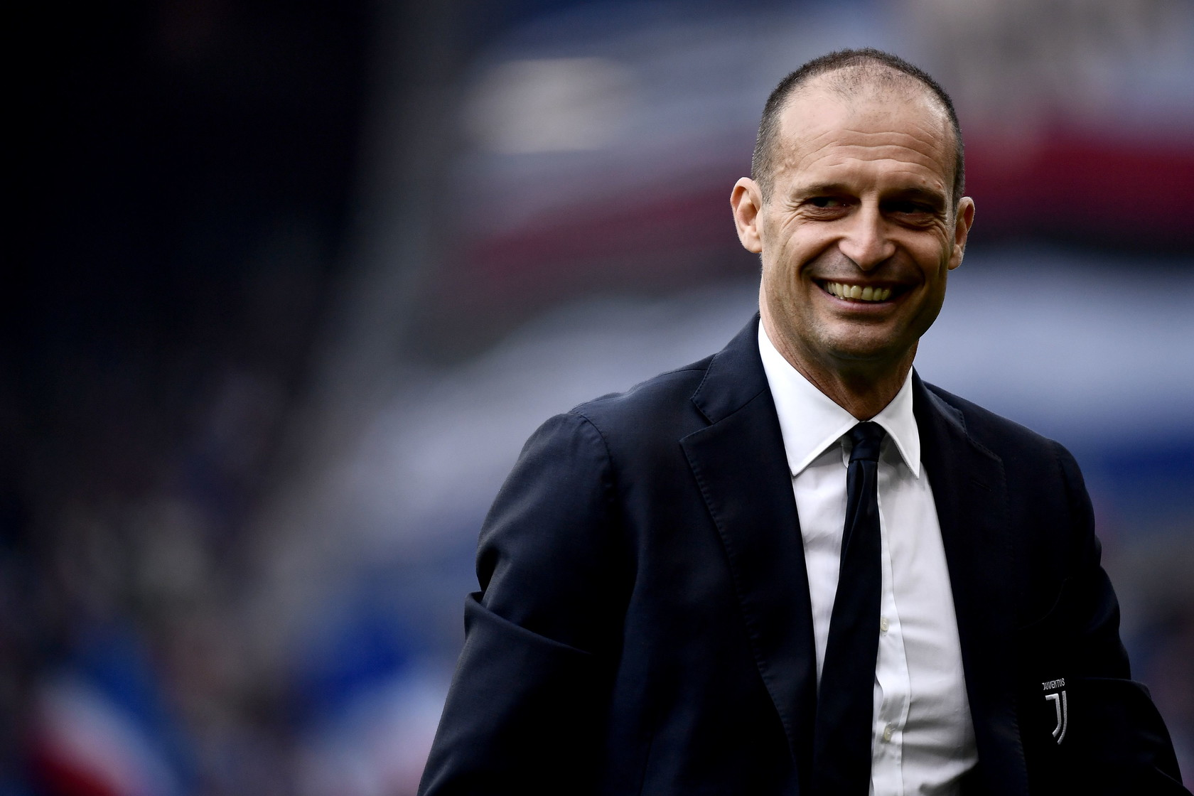 <p>Massimiliano Allegri: il contratto con la Juve è scaduto a giugno, è svincolato</p>
