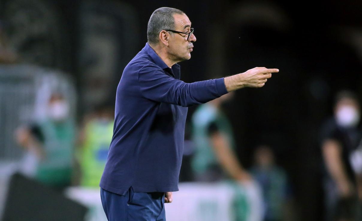 Maurizio Sarri: nonostante lo scudetto con la Juventus, è stato esonerato. Contratto coi bianconeri fino al 2022