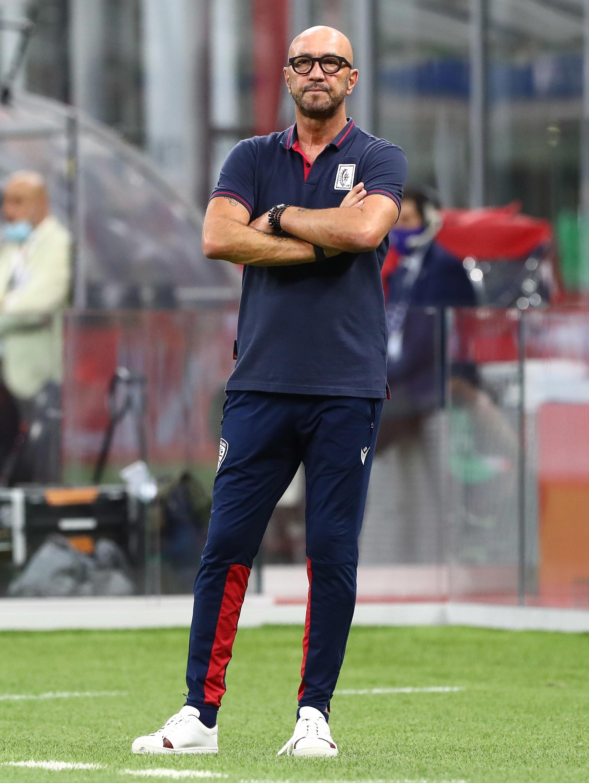 Walter Zenga: sostituito da Di Francesco al Cagliari