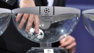 Fasce Champions: Juve in prima, Inter-Lazio-Atalanta interza