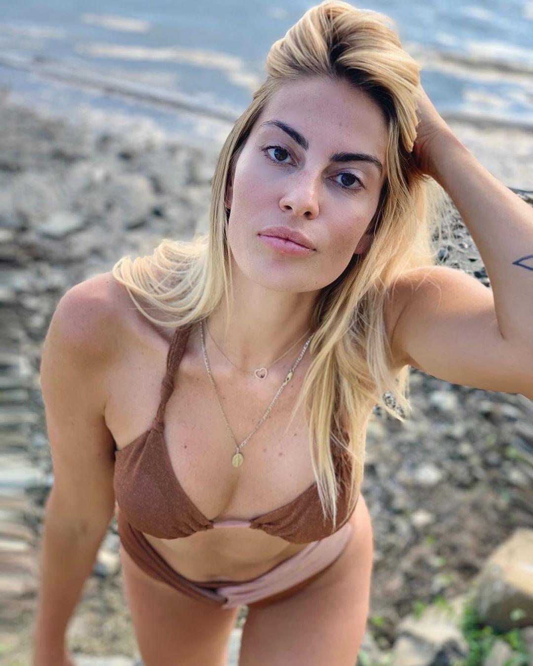 Veronica Angeloni. Secondo anno a Perugia per l'ex-concorrente del Grande Fratello VIP.