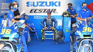 """Suzuki vuole il podio per Mir: """"Pol va penalizzato"""""""