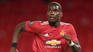 """Raiola: """"Pogba rimane allo United, anche Haaland non si muove"""""""