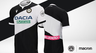 La nuova maglia dell'Udinese: tradizione, innovazione e rispetto per l'ambiente