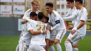 A caccia della prima Youth League: Benfica-Real su Canale 20 e sito