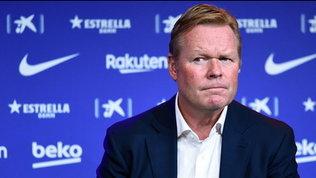 Chiamatelo Ronaldl'epuratore: Koeman sta smantellando il Barça