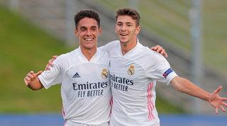 Real campione: la Youth League va a Madrid